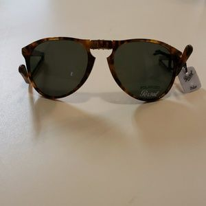 NWT Persol Folding 9714 55mm Polarized sunglasses